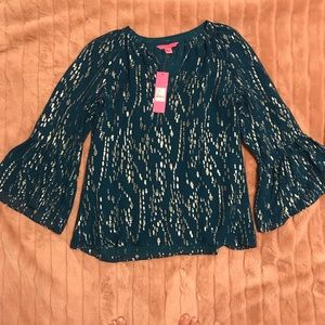 NWT fun Lilly Pulitzer top!